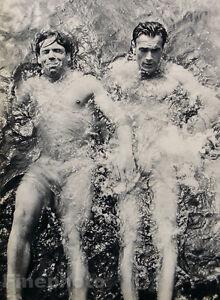 Vintage men nude