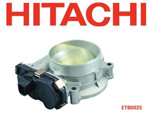 ETB0025 Throttle Body  Fuel Injection HITACHI S20019 12601387 12629992 TB1032