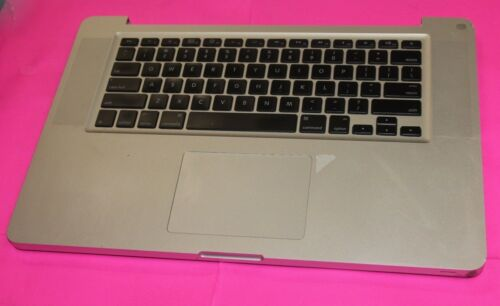 OEM! APPLE MACBOOK PRO A1286 2008 SERIES PALMREST TOUCHPAD KEYBOARD 661-4948