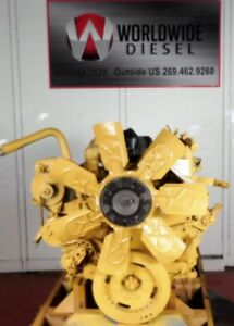 2000-CAT-3126-Diesel-Engine-250HP-Approx-223K-Miles-All-Complete