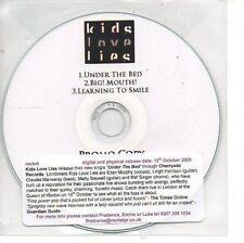 (AP829) Kids Love Lies, Under The Bed - DJ CD