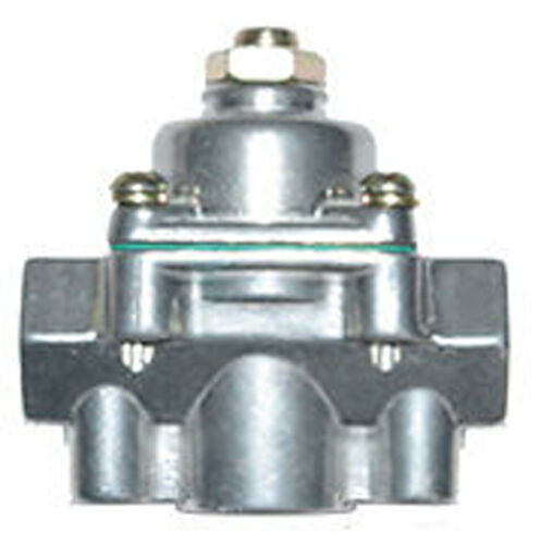 LOW Fuel Pressure Regulator Holley Quick Fuel Carburetor Carb 1-4 PSI 30-804-SBG