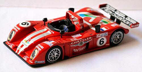 Reynard 2KQ Oreca Lemans 2000 #6 Theys / Van Hooydonk / André 1:43 Spark