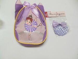 Capezio Filles Doux Danse Sac Sugar Plum Fairy Ballerine Sac à dos Ballet B208