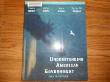 Understanding American Government 8th Eighth edition, Instructor's Edition 2006