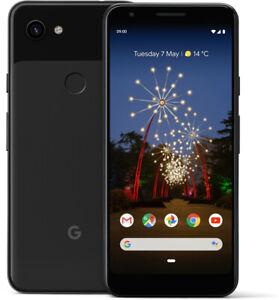 Google pixels 3 A Just Black, NEUF autres