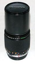 Olympus 200mm Lens MC Zuiko Auto-T  F/4 OM-System