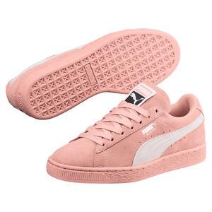 Wn´s 355462 Schuhe Damen Classic Sneaker 67 Suede Rosa Puma SqEnfS