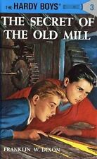 The Hardy Boys: The Secret of the Old Mill 3 by Franklin W. Dixon (1927, Hardcover)