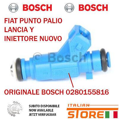 Nuovo Iniettore di Carburante Fiat Punto Mk2 1.2 Seicento 1.1 8v Doblo Lancia