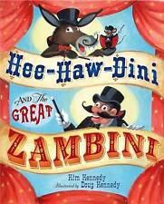 Hee-Haw-Dini and the Great Zambini,Kim Kennedy,New Book mon0000017883