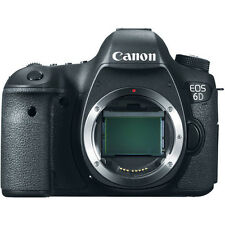 Canon EOS 6D DSLR Digital Camera Body Only