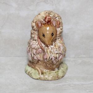 Beatrix-Potter-Thomasina-Tittlemouse-Figurine-mint-no-box