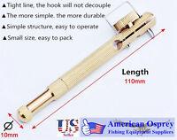 Fishing Hook Tie Line Tool-copper Alloy Handmade