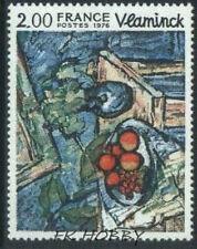 France 1976 Mi 2005 ** Painting Gemälde Peinture Art Malarstwo