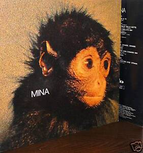 "MINA "" SCIMMIA ""   LP G.C. (BATTISTI) PDU ITALY  1971"