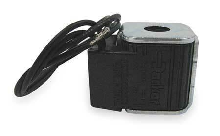 PARKER CAP012L Cartridge Valve Coil,12 VDC,Double Leads