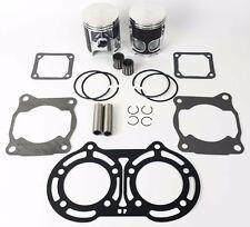 Yamaha Banshee 350 YFM350 64mm Stock Bore Pistons Rings kit Top end Gasket kit