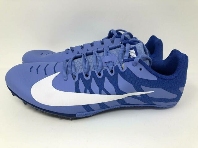NEW Royal Pulse Nike Zoom Rival S9 Women 907565-401 Track Racing Spikes 10