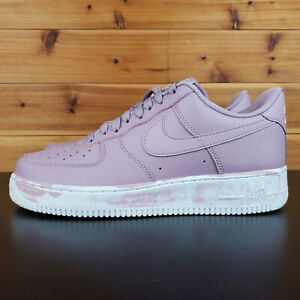 Nike-Air-Force-1-039-07-LV8-Leather-Mens-Size-9-5-Shoes-AJ9507-600-Elemental-Rose