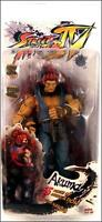Street Fighter Iv Akuma 7in Action Figure Neca Toys Series 2 Player Select on Sale