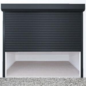 rolltor rolltore garagentor garagentore alu 52 2000x2000 335 inkl motor ebay. Black Bedroom Furniture Sets. Home Design Ideas