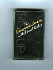 CASSETTE TAPE (NEW) COMMODORES WITH LIONEL RICHIE RISE UP