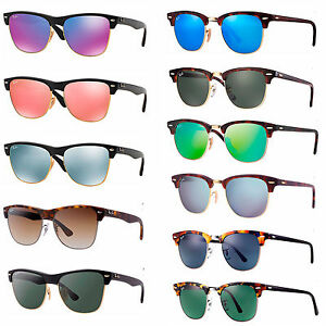 ray ban clubmaster rb3016 w0366 49 sunglasses  image is loading sunglasses de sol ray ban clubmaster rb3016 w0366
