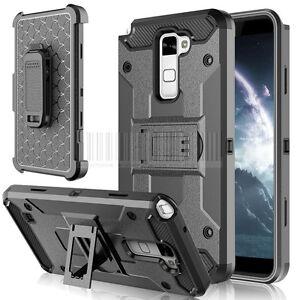 Armor-Shockproof-Hybrid-Hard-Rugged-KickStand-Belt-Clip-Phone-Case-Cover-amp-Holster