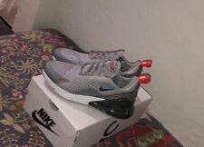 Nike Air Max 270 Wolf Grey Game Royal Blue Cool Grey Size 7