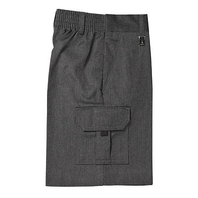 BT3050 2-12YRS Zeco School Uniform Boys Elastic Back Waist Adjuster Trouser
