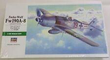 Hasegawa 1/48 Focke Wulf Fw 190A-8 WWII Luftwaffe Fighter 9094