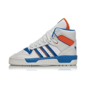 Details about ADIDAS RIVALRY HI OG NY KNICKS F34139 ewing conductor forum top ten ny knicks