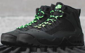 the best attitude 309b7 ca925 Image is loading NIKE-AIR-DARWIN-AJ9710-300-SEQUOIA-DARK-GREEN-