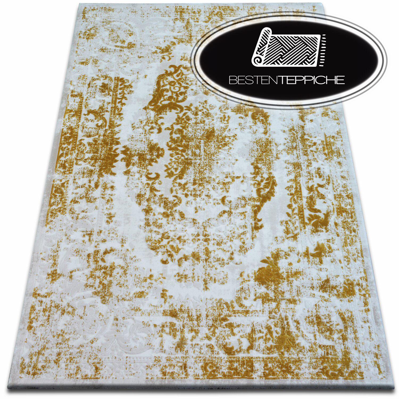 Tradizionalmente molto spessa e densa tessuti acrilico come lana Tappeti  Beyazit