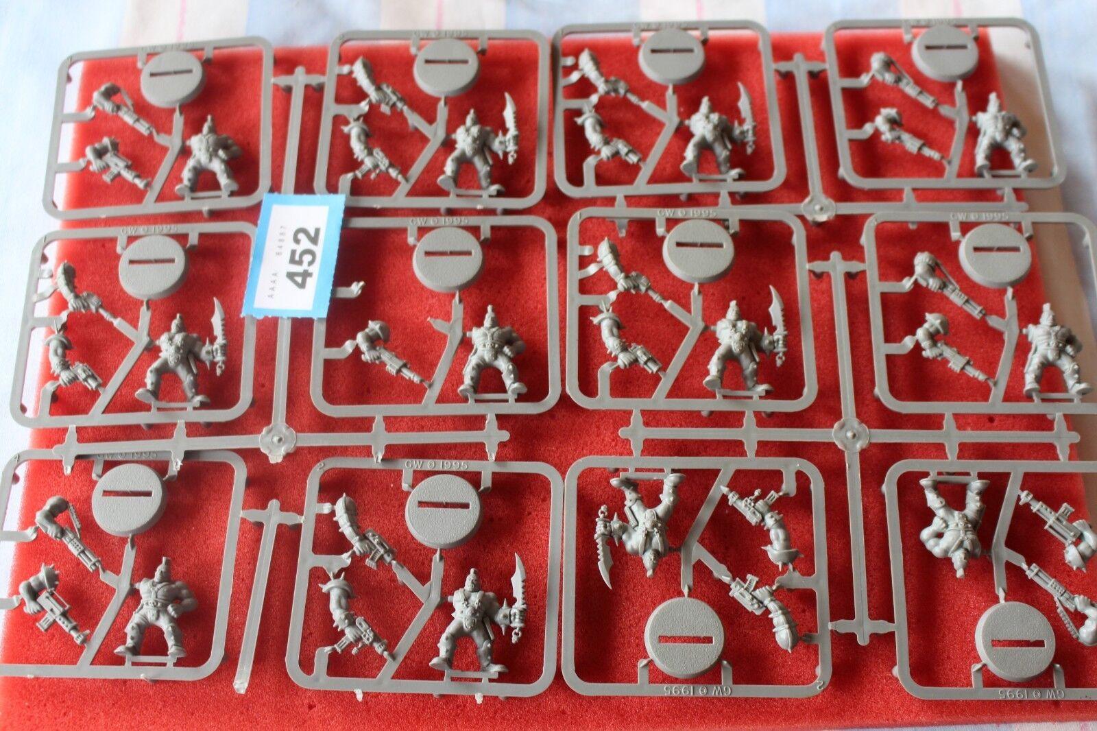 scegli il tuo preferito giocos lavoronegozio Necromunda Goliath Gang Gang Gang in Plastica cifra 1999 WH40K Nuovo GW fuori catalogo  più economico