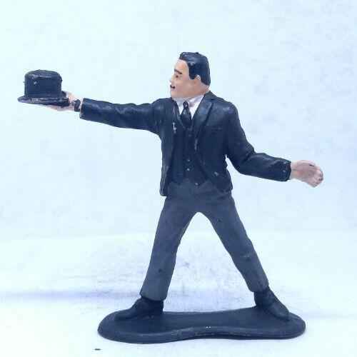 Portugal, 1965 A.C.Gilbert James Bond Series Vintage Figurine : Oddjob