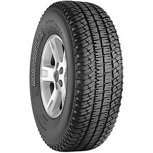 michelin 67236 ltx a t 2 tire light truck suv crossover all terrain p265 70r17 ebay. Black Bedroom Furniture Sets. Home Design Ideas