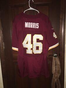 Alfred Morris Washington Redskins Game Jersey