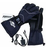 Flambeau Heated Gloves Small Battery Powered Hand Warmer Skiing Usb Mens F200-s