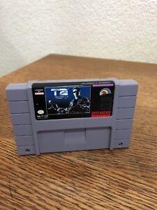 Snes-Super-Nintendo-T2-Terminator-2-Judgement-Day
