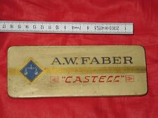 Dose Blechdose A.W.Faber Castell