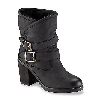NEW Covington Women/'s Lynete Boots Black #25644 141OPQ tz