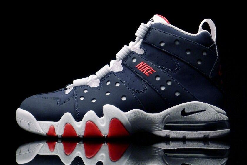 on sale f70c1 dd5f7 Nike Air Max2 CB 94 USA Olympic Dream Team Team Team Size 11.5. Jordan  Barkley