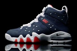 huge selection of 0c685 bce09 Image is loading Nike-Air-Max2-CB-94-USA-Olympic-Dream-