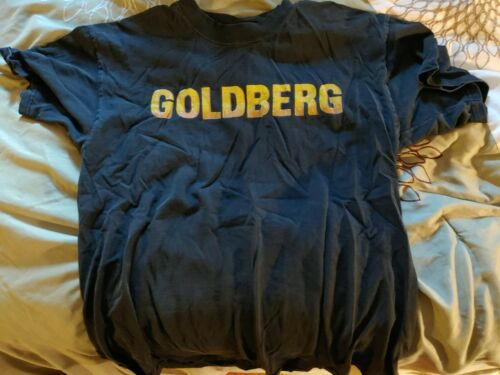 Wcw Goldberg Shirt