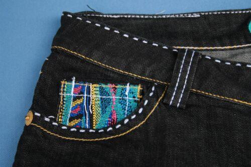 Kvinder Coogi Broderi 7 Skinny Fashion Denim Juniors Low Jeans Sz Rise 8 BUrdgUqfw