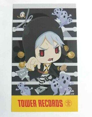 JOJO Golden Wind Acrylic Badge Button Risotto Nero SPINNS Hirohiko Araki Anime