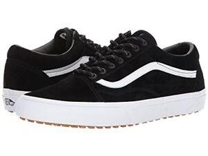652960c6f75b Vans Old Skool MTE Black True White Men s Classic Skate Shoes Size 8 ...