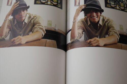 """Photo Book JAPAN Tori Matsuzaka Samurai Sentai Shinkenger /""""Shinken Red/"""" Michi"""
